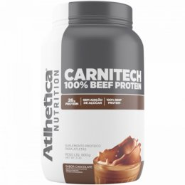 Carnitech 100% Beef Protein (900g)