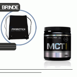 Mct Powder (200g) + Sacola TNT