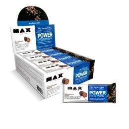 POWER PROTEIN BAR CAIXA COM 12 UNIDADES (492G) - Dark Chocolate Truffle