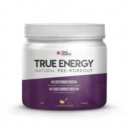 True Energy Natural Pre-Workout - Black Lemonade